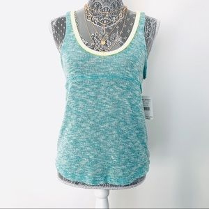 Free People Knit Racerback Tank